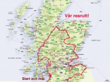 scotland skiss map